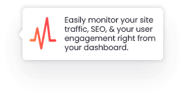 Monitor Traffic and Engagement